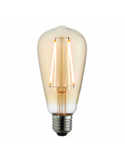 E27 LED filament pear 2W
