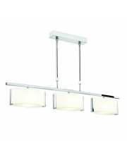 Clef 3lt bar semi flush 33W